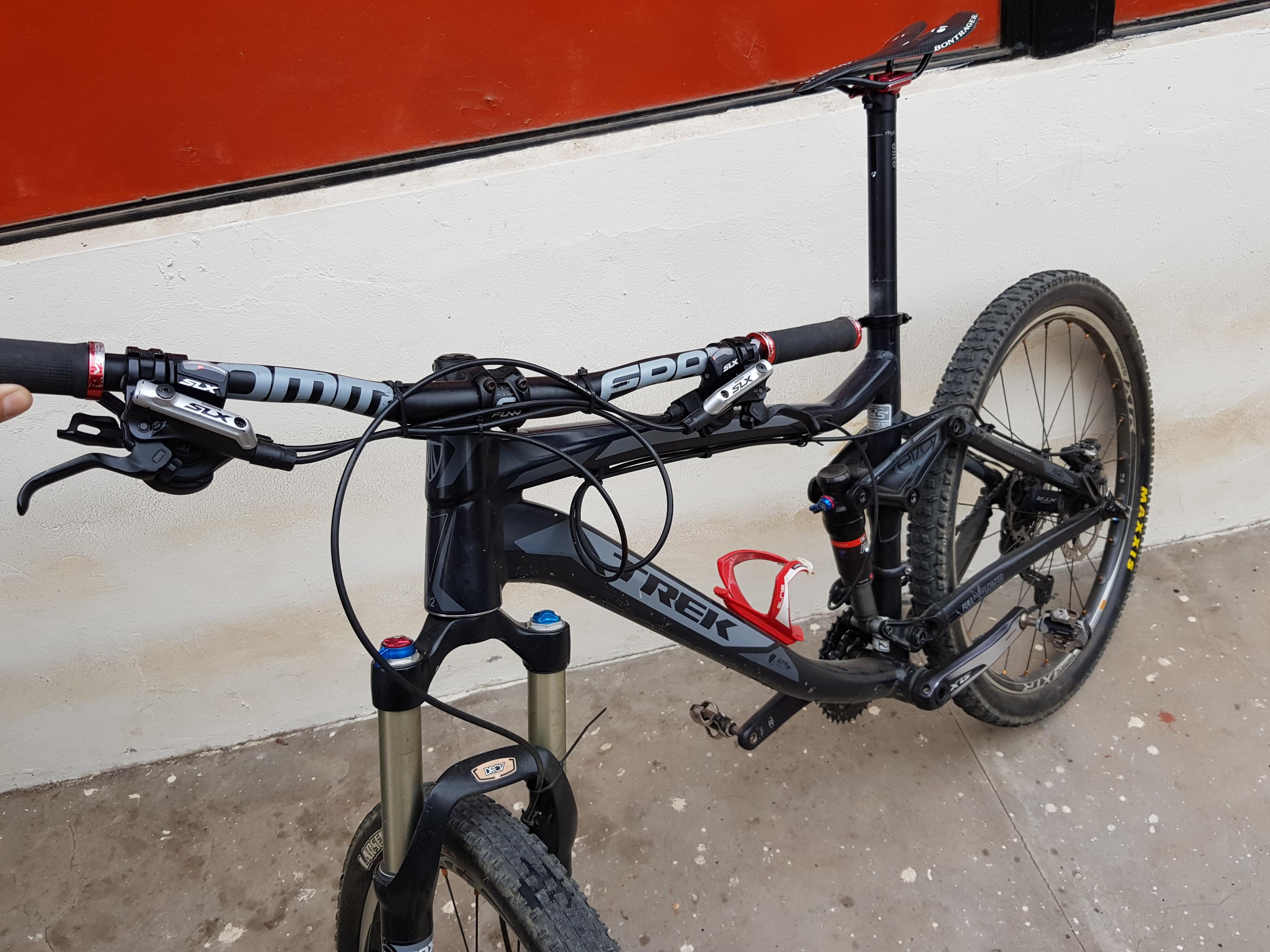 9273729f0fd Bicicleta All Mountain/Trail Trek Fuel EX 8 Año 2015 26 - BikeMarket