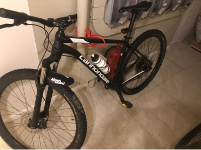 Bicicleta All Mountain/Trail Cannondale Trail 3 Año 2019 29