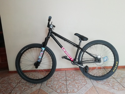 Bicicleta Dirt Kona Lacondeguy 26 M 1x10