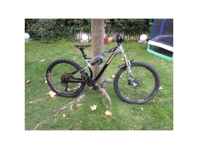 Bicicleta Enduro Scott Genius 730 Año 2017 27.5
