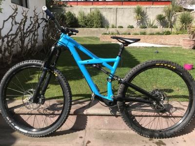 Bicicleta Enduro Specialized Enduro Comp 29 Año 2015 29