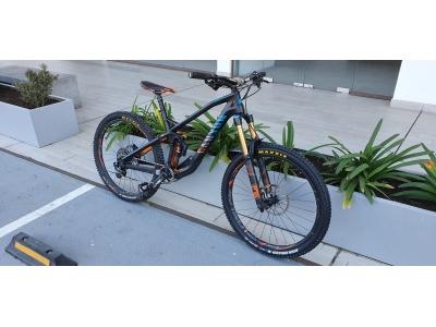 Bicicleta Enduro Canyon STRIVE CF 9.0 RACE Año 2016 27.5