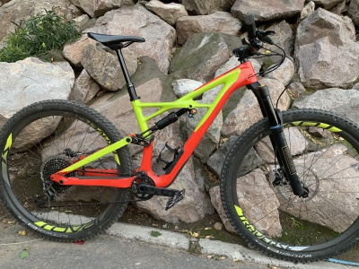 Bicicleta Enduro Specialized S-Works Enduro 29/6Fattie Año 2017 29