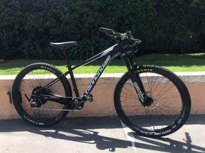 Bicicleta All Mountain/Trail Cannondale Trail 1 Año 2019 27.5