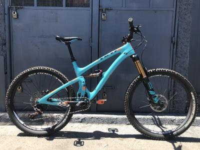 Bicicleta Enduro Yeti SB6 XO1 EAGLE Año 2018 27.5
